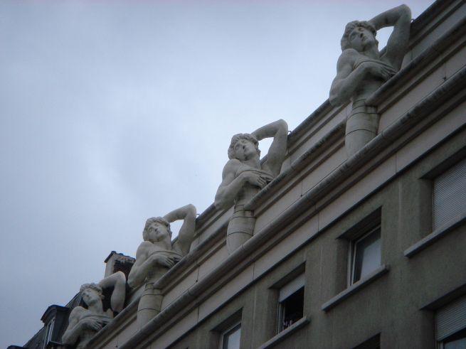 architecture warhol