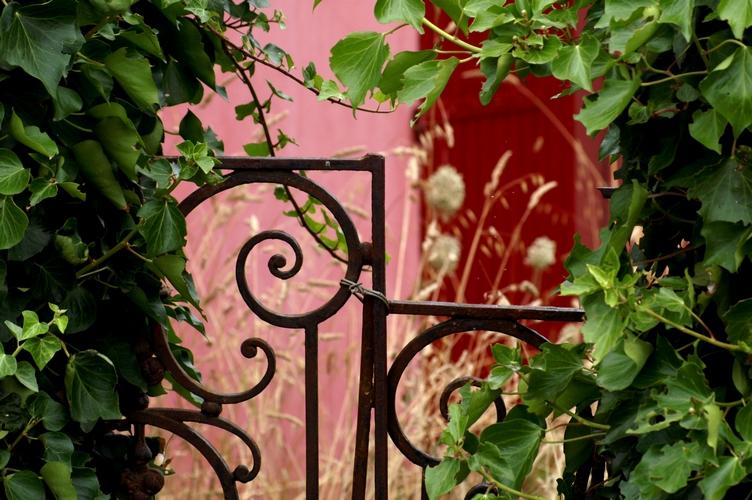 le jardin secret rive gauche