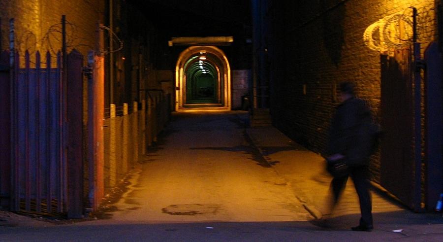l'ombre et le tunnel