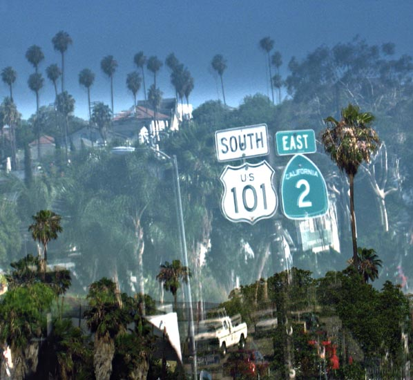 south 101, california 2