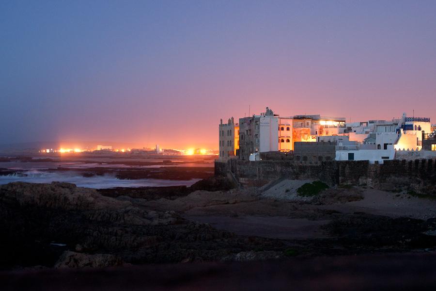 Essaouira à l'heure bleue