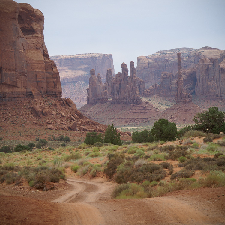 Totem Pole, Monument Valley, Navajo Nation