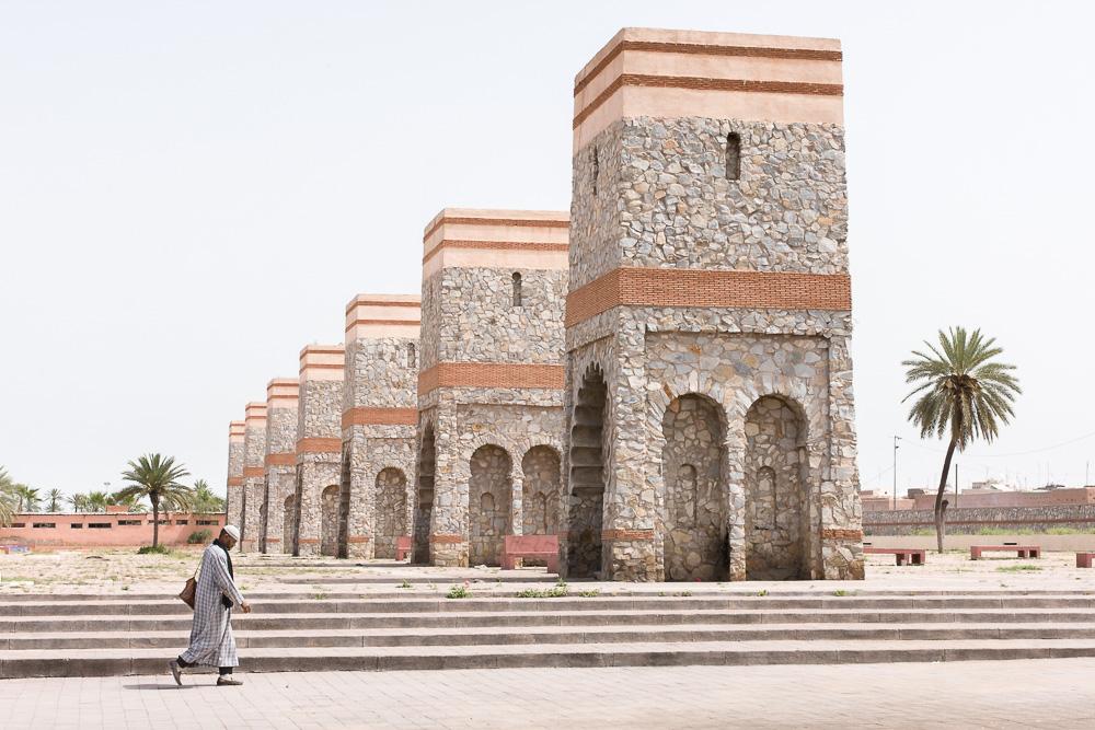 les sept saints de Marrakech