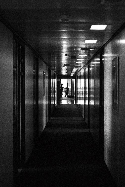 rencontre de fin de couloir