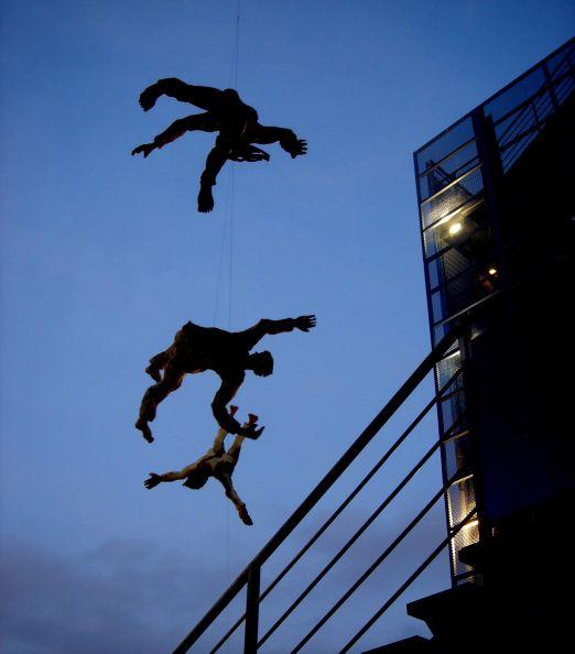 chute mais libre