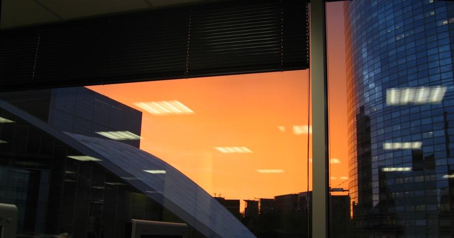 fenêtres volantes