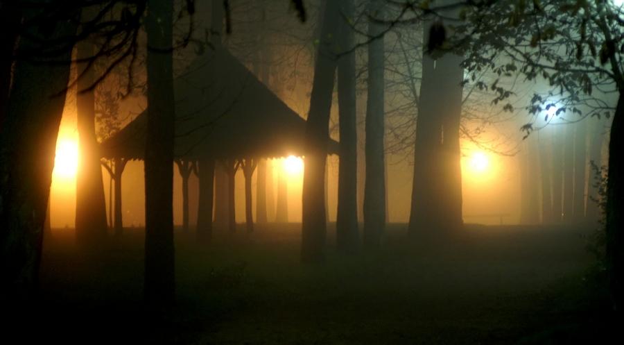 mist-eerie