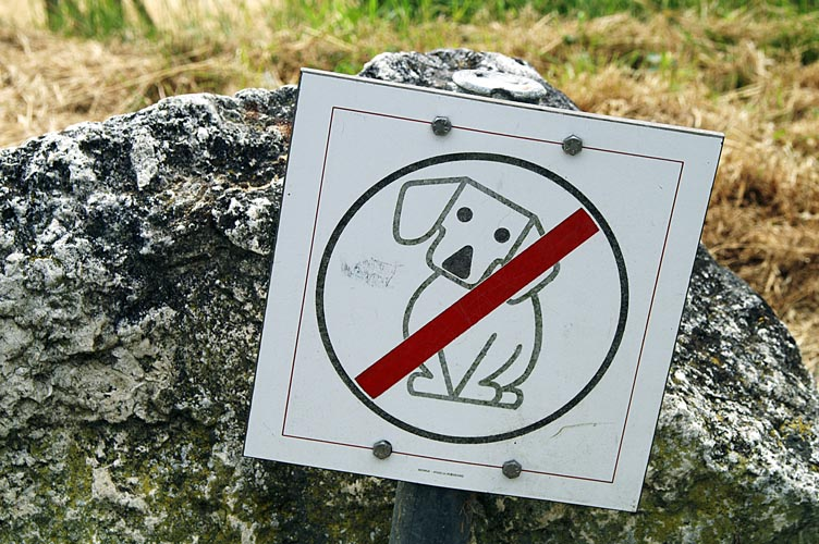 interdiction d'être cro-mignon