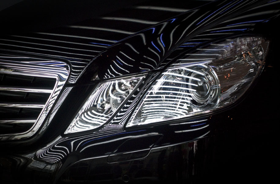 UV sur BMW