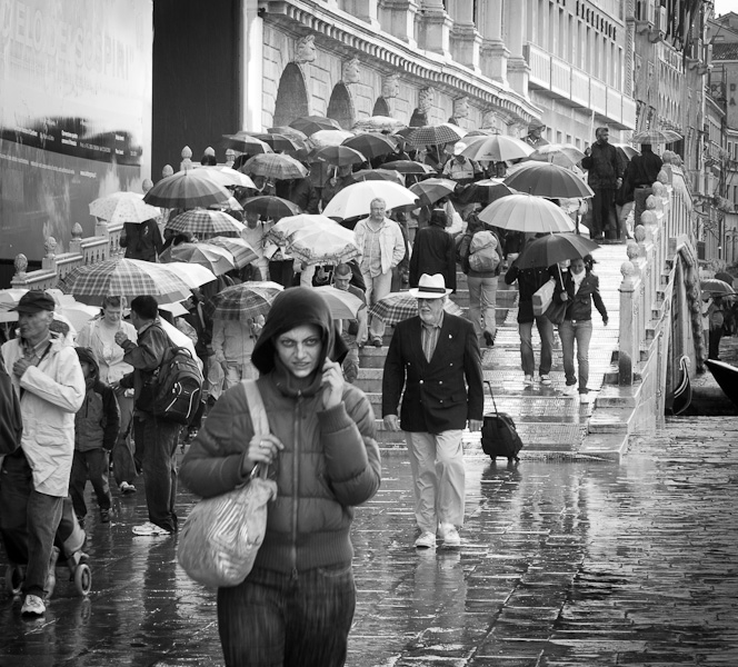 torrent de parapluies et rivières de mascara