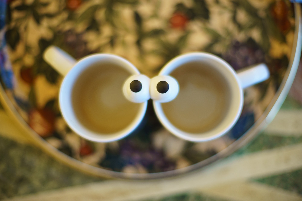 café binocles