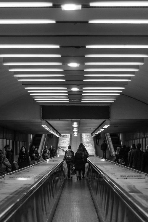 métro boulot dodo